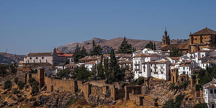 Jenny Rainbow - Old Ronda Panoramic. Andalusia. Spain