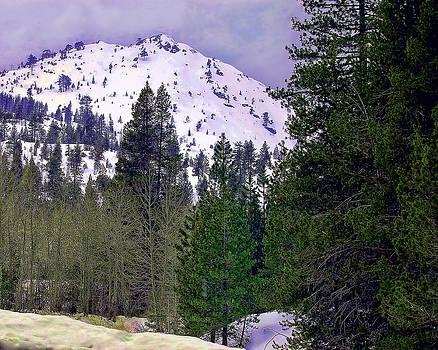 William Havle - Old Route 40 Winter