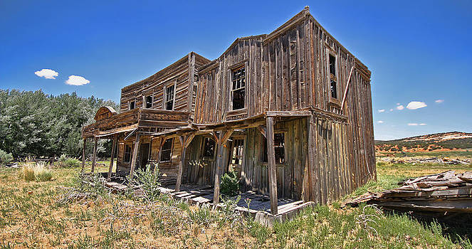 Old Saloon by Rick Lewis
