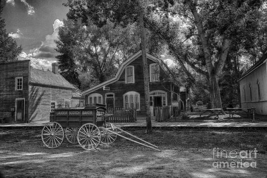 Darcy Michaelchuk - Old Scene-Baker Wagon