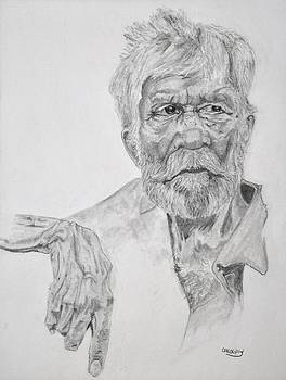 Old seaman by Glenn Calloway