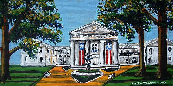 Old State house by Mitchell McClenney