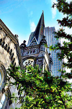 Old Stone Church - Cleveland Ohio - 1 by Mark Madere