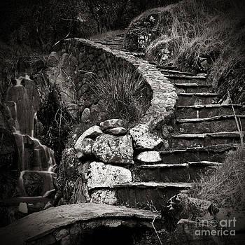 Charmian Vistaunet - Old Stone Stairway