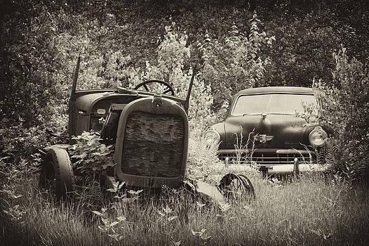 Old Timers by Rebecca Skinner
