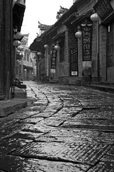 Old Town by Jason KS Leung