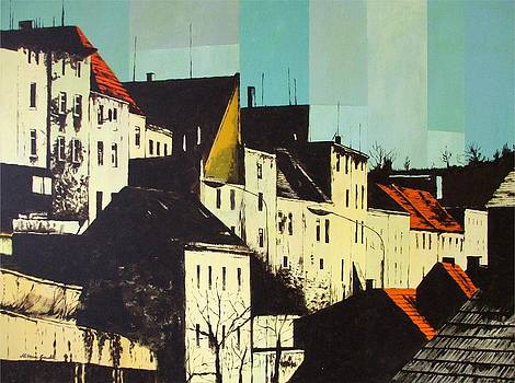 Old Town by Milena Gawlik