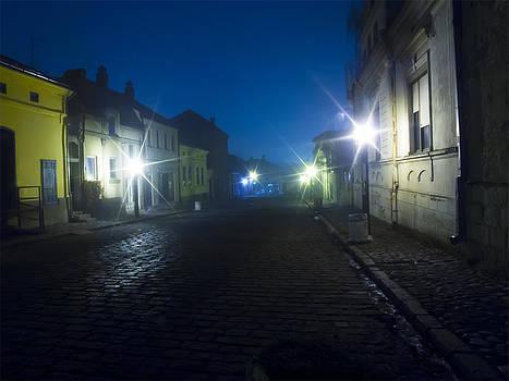 Old Town by Srdjan Fesovic