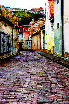 Old town stories by Yevgeni Kacnelson