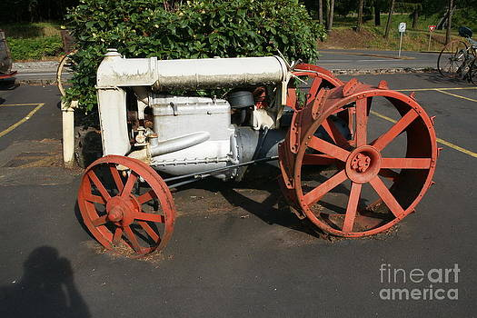 Old Tractor 2 by Walter Strausser