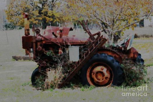 Amanda Collins - Old Tractor