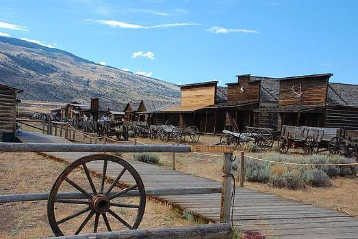 Old Trail Town   by Dany Lison