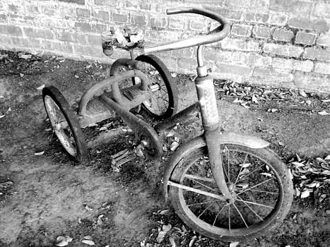 Old Tricycle by Franshisca Delgado