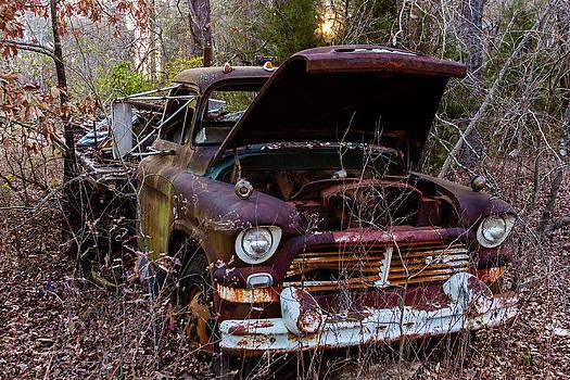 Old Truck by Bryan Davis