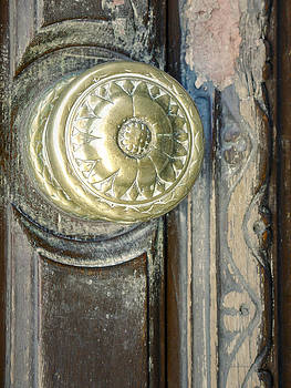 Julie Palencia - Old Vintage Door Knob
