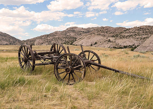 Old Wagon by Carl Nielsen