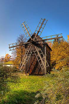 Matt Create - Old Windmill