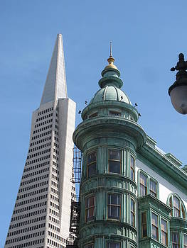 Alfred Ng - old with new in San Francisco