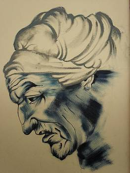 Old Women by Raahi Raza