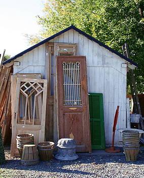 Olde Doors by Rebecca Smith