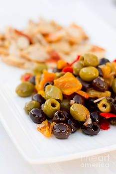 Olive Plate by Jared Shomo