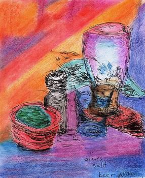 Olives Salt Beer by William Killen