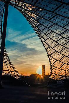 Hannes Cmarits - olympiastadium - the roof