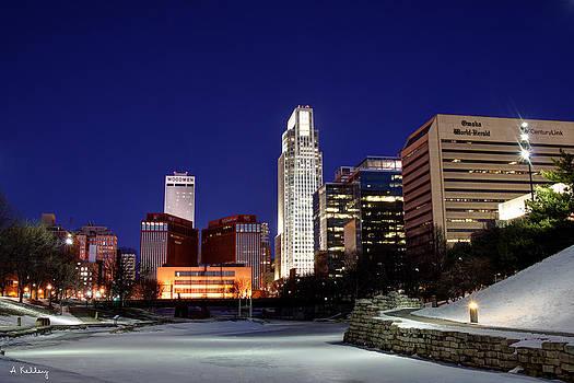 Omaha - Nebraska by Andrea Kelley