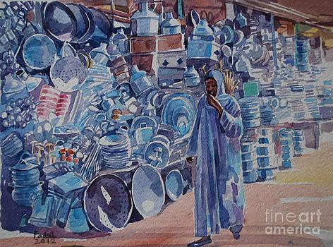 Omdurman Markit by Mohamed Fadul