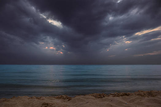Ominous Sky by Megan Noble