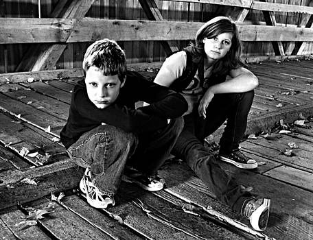 On Potter's Bridge by Julie Dant