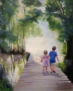 On the Boardwalk by Lisa Pope
