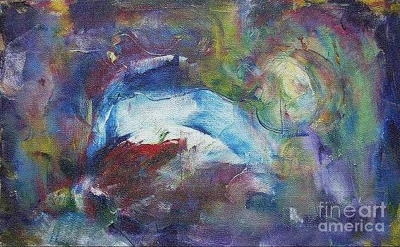 On The Red Hill by Dmitry Kazakov