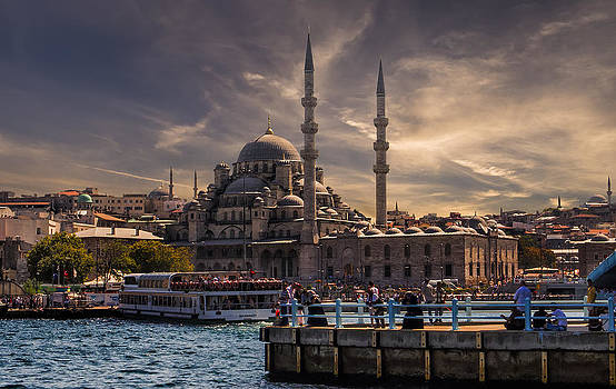 On the river called the Bosphorus by Martin Smolak