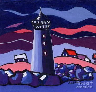 On the Rocks 2 by Joyce Gebauer
