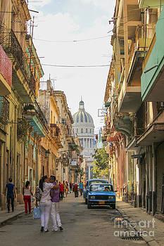Patricia Hofmeester - On the street in Havana