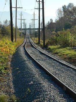 Nicki Bennett - On The Tracks