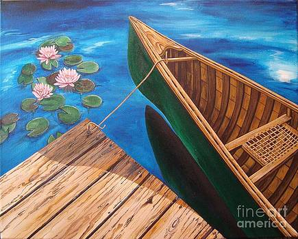 On The Water by Wendy Russell