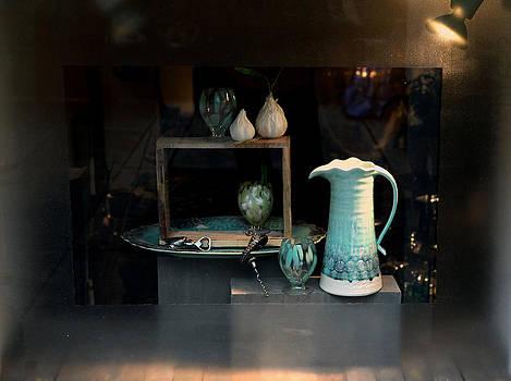 In the Window by Dorin Adrian Berbier