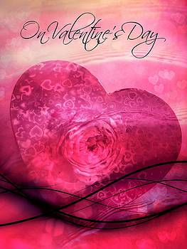 On Valentine's Day by Shirley Sirois