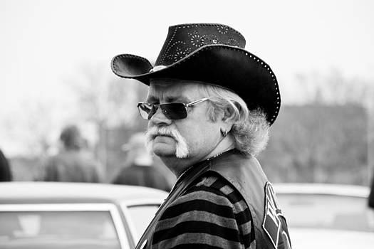 Once a cowboy by Hildur Valgeirsdottir