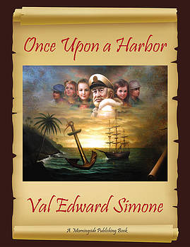 Once Upon a Harbor - Front Book Cover-FINAL by Yoo Choong Yeul