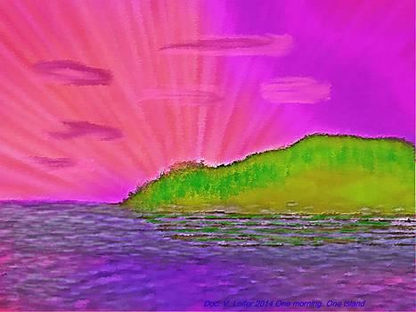 One morning. One island. by Dr Loifer Vladimir