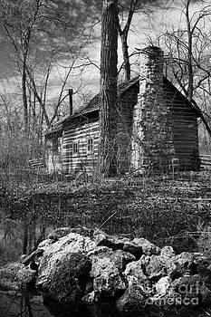 One Room School House by Marc Henderson