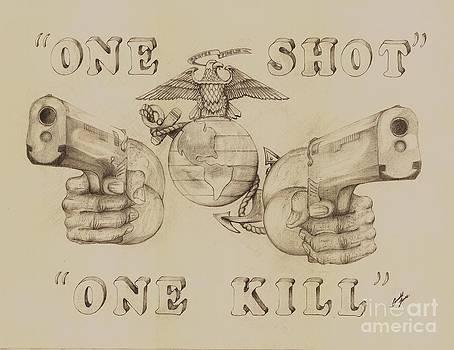 One Shot by Donald Jones