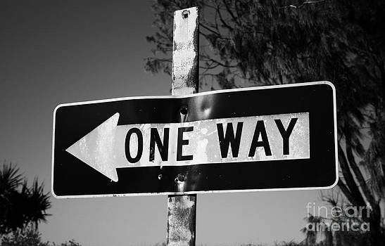 One Way by Sarah Sutherland