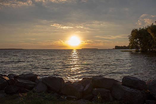 Oneida Lake Sunrise by Laurel Butkins