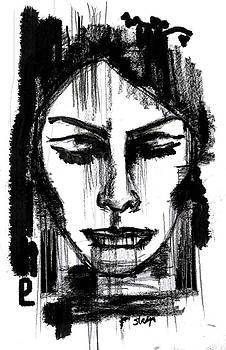 Only woman knows by Sladjana Lazarevic