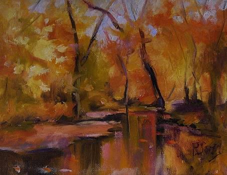 Onondaga Parkway Hideout by Patricia Elliott Seitz