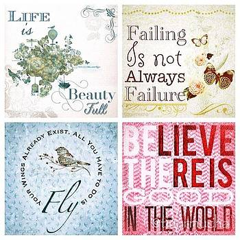 #ontheblogtoday Four Quotables From by Teresa Mucha